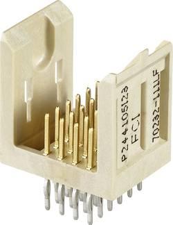 Stiftliste (præcision) Samlet antal poler 24 FCI 70232-111LF Rastermål: 2 mm 1 stk