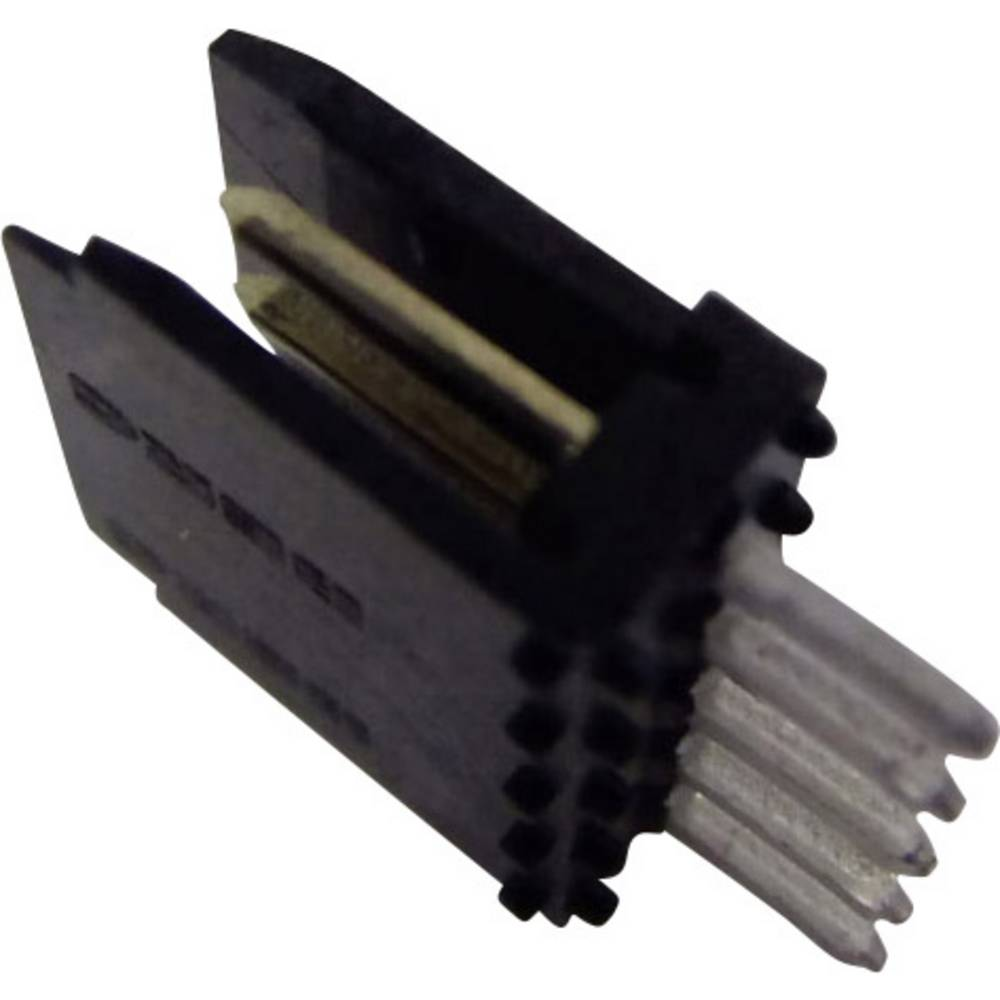 Stiftliste (standard) DUBOX Samlet antal poler 2 FCI 76384-302LF Rastermål: 2.54 mm 1 stk