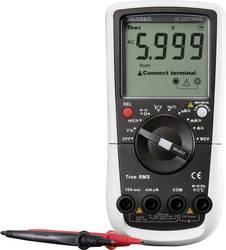 Handmultimeter digital VOLTCRAFT VC275TRMS (ISO) Automatsäkring CAT III 600 V Kalibrerad enligt ISO