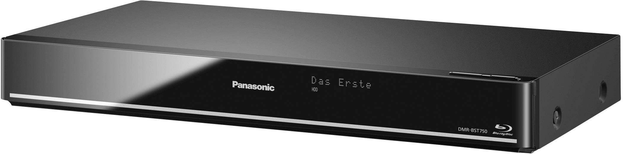 Panasonic DMR-BST750EG Recorder Drivers for Windows 7