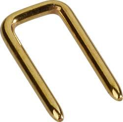 Kratkostični mostiček, razporeditev kontaktov: 2.54 mm št. polov:2 W & P Products 166-10-10-0 vsebina: 1 kos