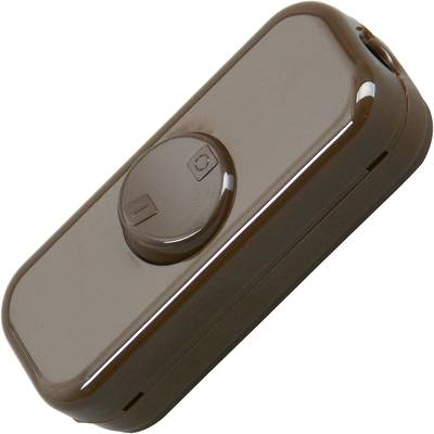 Image of Kopp 193606003 Pull switch Brown 1 x Off/On 10 A 1 pc(s)