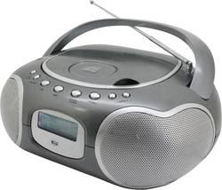 DAB+ CD-radio SoundMaster SCD4200TI AUX, CD, DAB+, UKW, USB titan