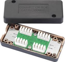 Connection Box Renkforce 1404062 CAT 6A Sort
