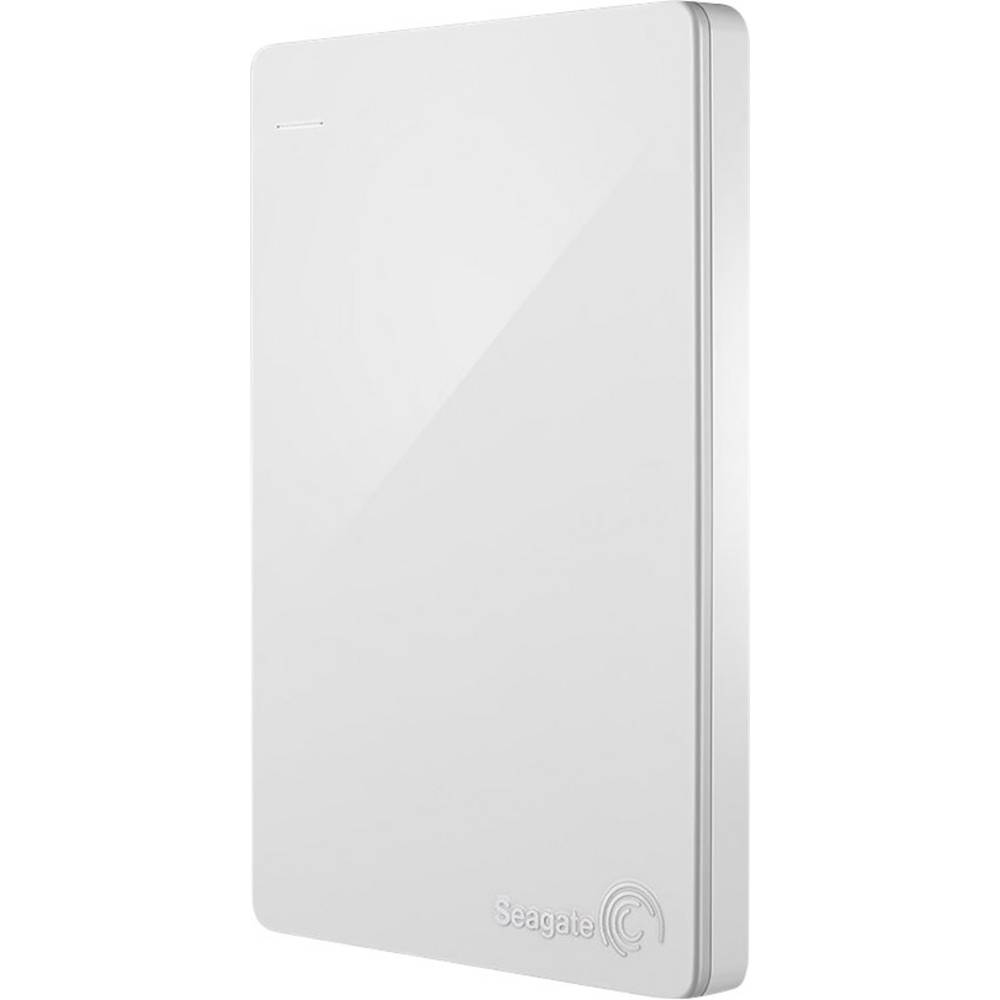 25 External Hard Drive 2 Tb Seagate Backup Plus Slim White Usb 30 2tb Harddisk