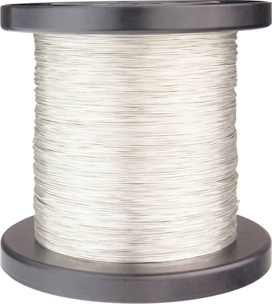 Bakrena žica zunanji premer (brez izolacijskega laka)=0.60 mm 1000 m BELI-BECO