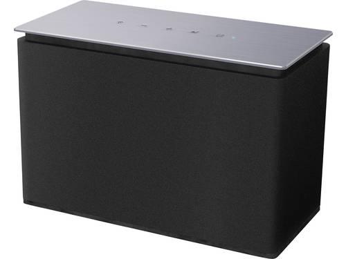 Dyon Area M Multiroom luidspreker Bluetooth, AUX, WiFi, Internetradio Zwart