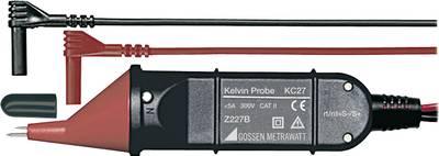 Image of Gossen Metrawatt KC27-Set Kelvin-probe KC27-Set, Compatible with (details) METRAHIT Z227B