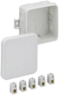Forbindelsesdåse (L x B x H) 75 x 75 x 37 mm Spelsberg Sd 7-2,5² Grå IP55