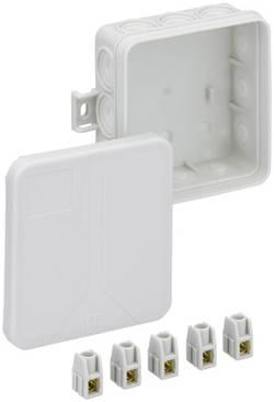 Forbindelsesdåse (L x B x H) 85 x 85 x 37 mm Spelsberg i 12-2,5² Grå IP55