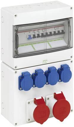 CEE strømfordeler Spelsberg STV 1224-K 73142401 400 V IP44 Grå