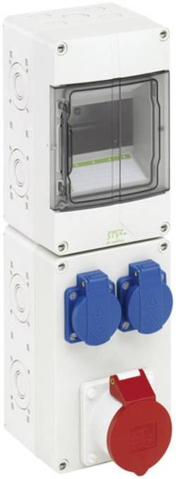 CEE strømfordeler Spelsberg STV 512-S 72831201 400 V IP44 Grå