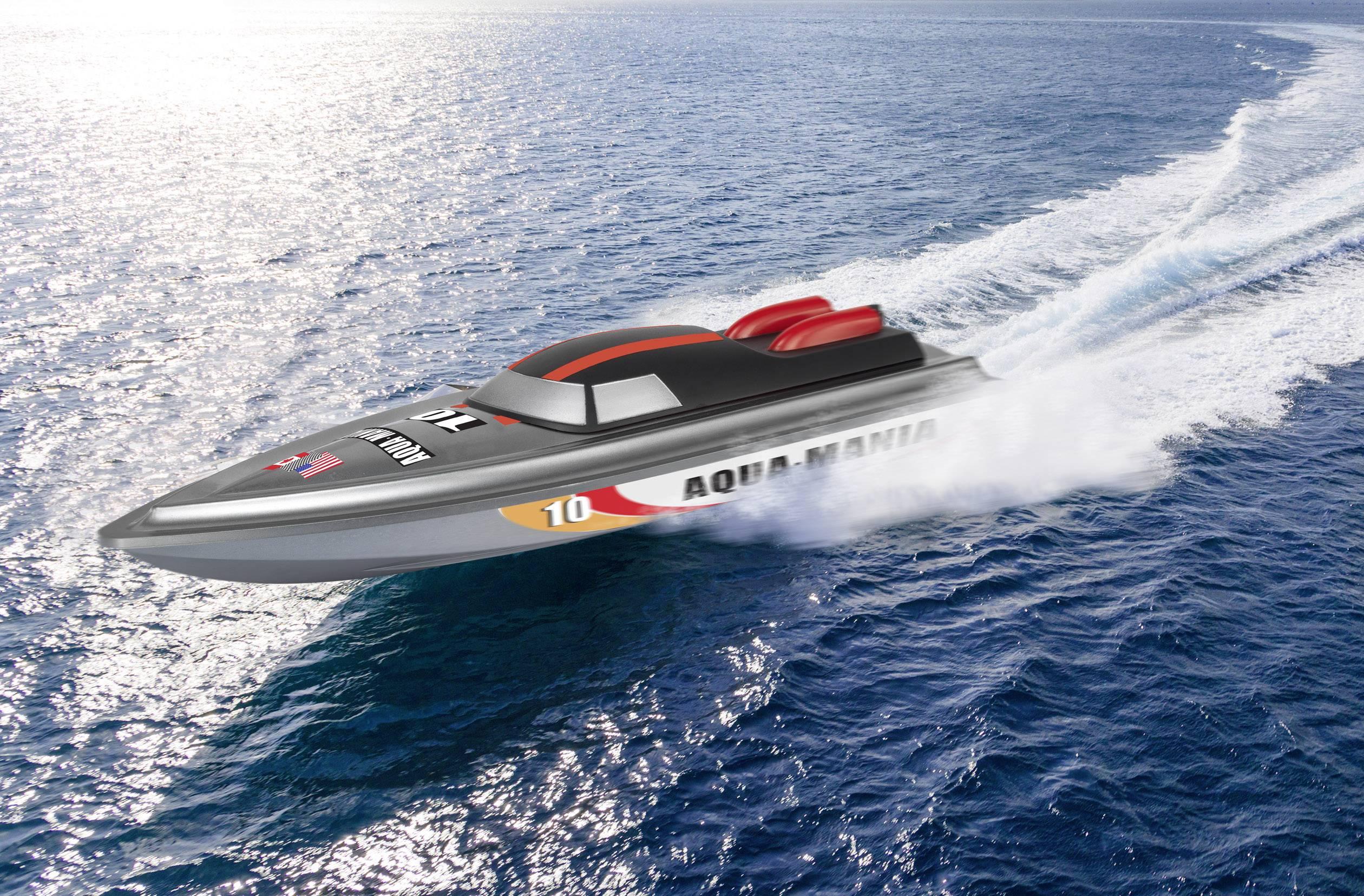 Reely Mini Wave Breaker Rc Model Speedboat 100 Rtr Conradcom