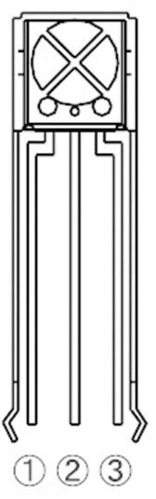 IR-sensor ROHM Semiconductor særlig form med aksial tråd 940 nm