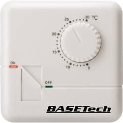 Rumtermostat Basetech MH-555C Undermonteret 5 til 30 °C Døgnur