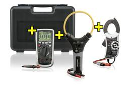 Handmultimeter, Strömtångs-adapter VOLTCRAFT VC-870 CAT III 1000 V, CAT IV 600 V