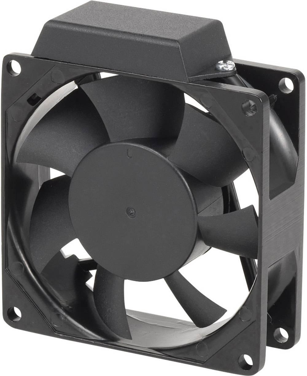Aksialni ventilator 230 V/AC 77.8 m/h (D x Š x V) 80 x 80 x 25 mm PROFAN Technology P2082HST