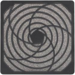 Ventilationsgitter med filterindlæg PROFAN Technology (B x H x T) 125 x 125 x 10.1 mm Plast 1 stk