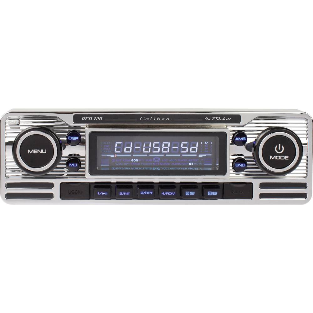 Avtoradio Caliber Audio Technology RCD-120