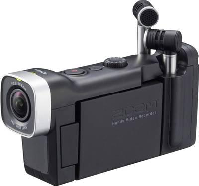 Portable audio recorder Zoom Q4N Black