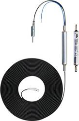 Bilradio-rudeantenne AIV Heckscheiben-Antenne AM/FM/DAB+ aktiv