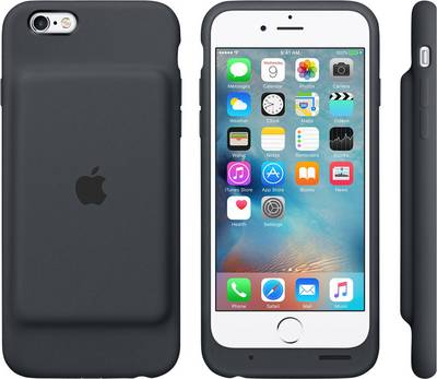 Image of Apple Smart Battery Case for iPhone 6 & 6s