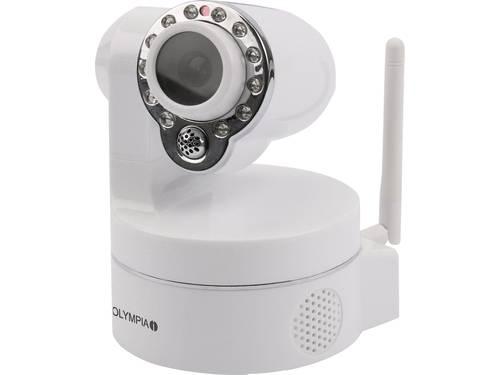 Olympia IC 720 P HD 5938 IP Bewakingscamera LAN, WiFi 1280 x 720 Pixel