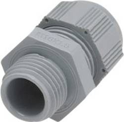 Kabelforskruning Helukabel HT 93930 M63 Polyamid Sølvgrå (RAL 7001) 1 stk