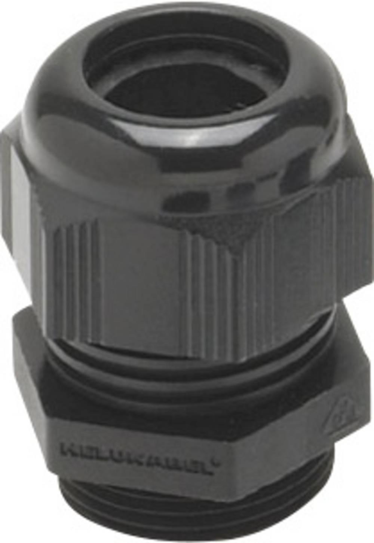 Kabelska uvodnica M50 poliamid črne barve (RAL 9005) Helukabel HT 93943 1 kos