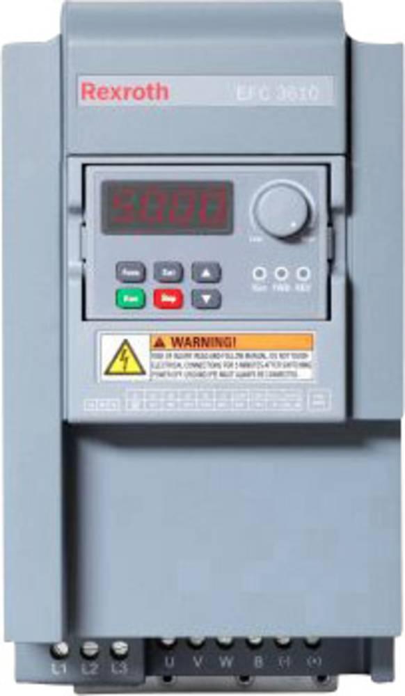 Frekvenčni pretvornik Rexroth by Bosch Group EFC 3610 R912005720, 3-fazni, 380 - 480 V/AC, 2.2 kW, EFC3610-2K20-3P4-MDA-7P