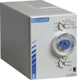 Tidsrelæ Crouzet PL2R1 Multifunktionel 0.1 s - 100 h 2 x omskifter 1 stk