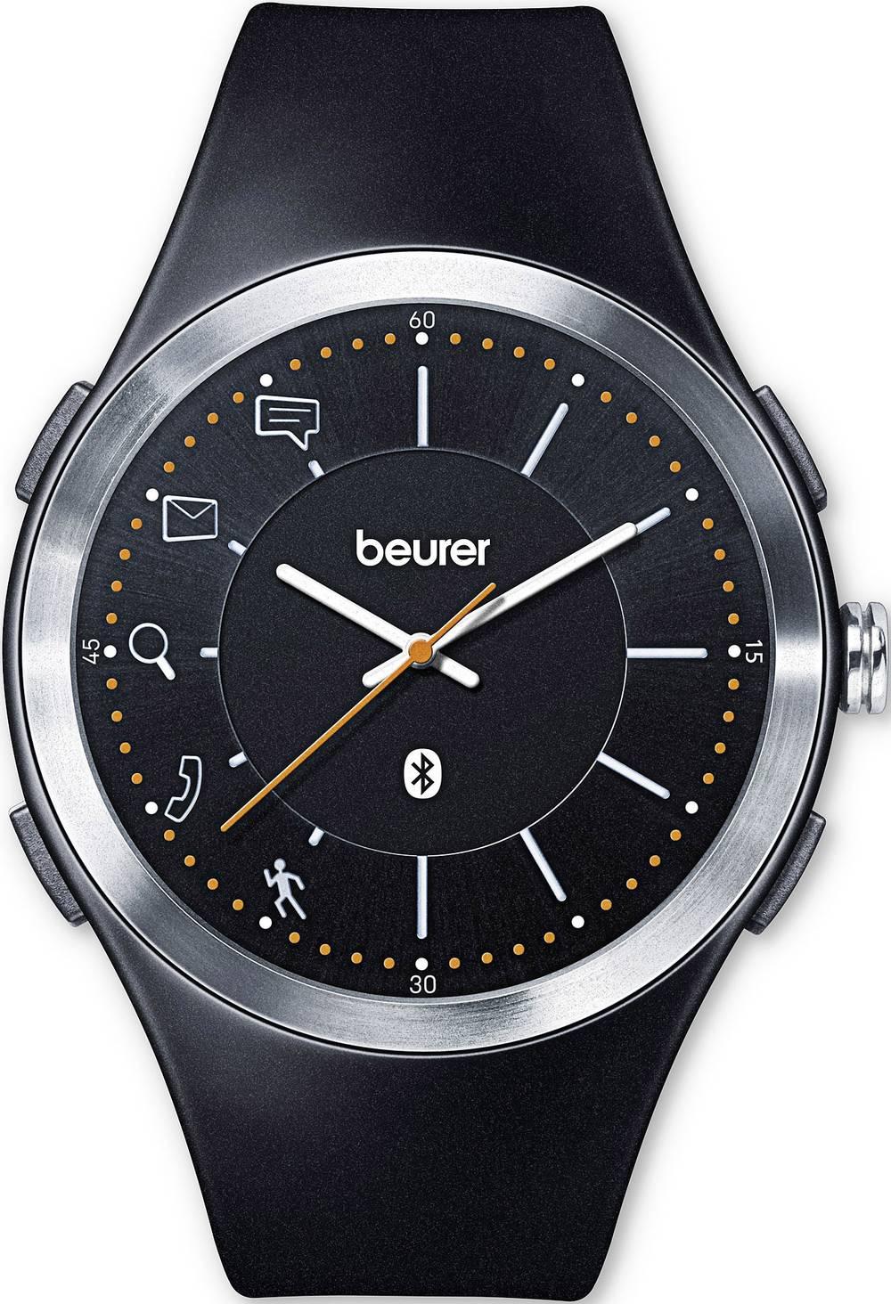 Športna ura Beurer AW 85 Bluetooth črna