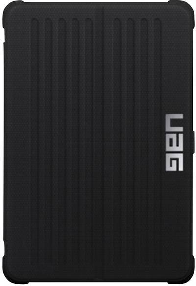 Image of uag iPad cover/bag Backcover Compatible with Apple series: iPad mini 4 Black