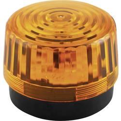 Signalna luč LED Velleman HAA100AN oranžne barve bliskavica 12 V/DC