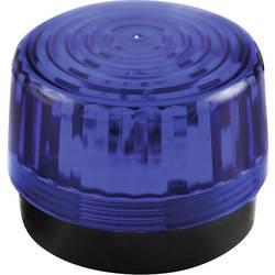 Signalna luč LED Velleman HAA100BN modre barve bliskavica 12 V/DC