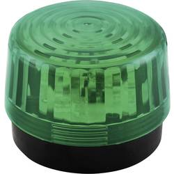 Signalna luč LED Velleman HAA100GN zelene barve bliskavica 12 V/DC