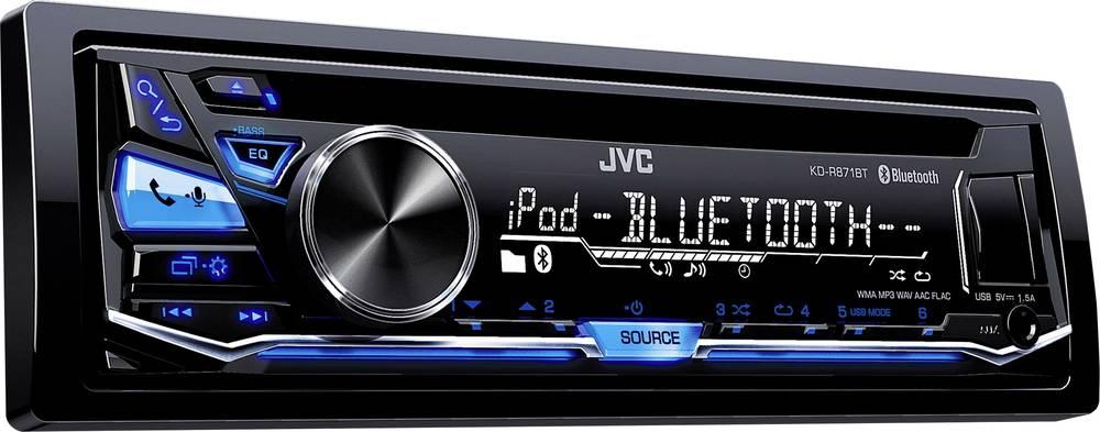 Avtoradio JVC KD-R871BT