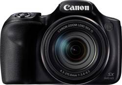 Image of Digital camera Canon Powershot SX540 HS 20.3 MPix Optical zoom: 50 x Black
