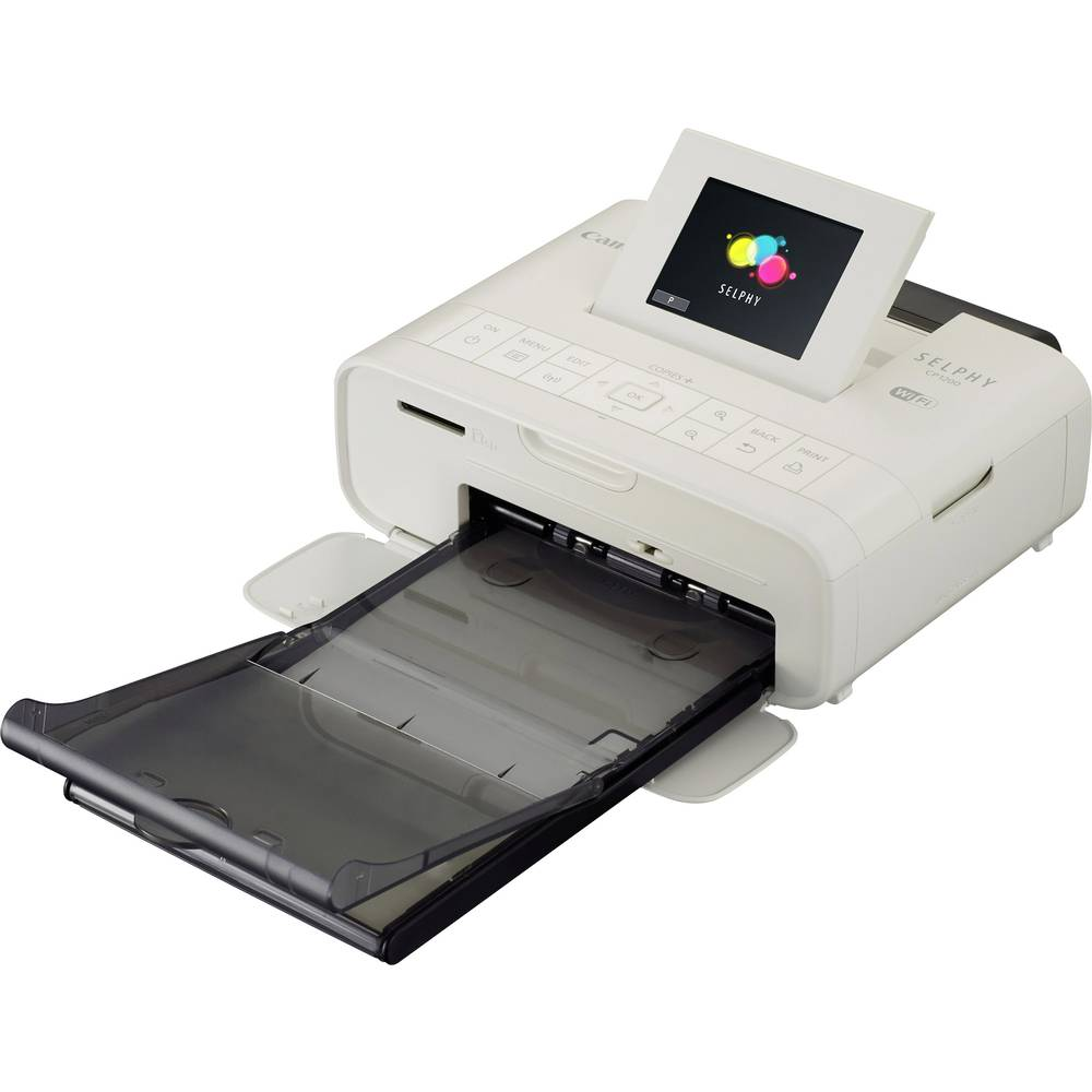 Photo Printer Canon Selphy Cp1200 Print Resolution 300 X Dpi Cp1000 Compact White Paper Size Max