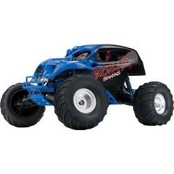 RC-modelbil Monstertruck 1:10 Traxxas Skully Brushed Elektronik 2WD RtR