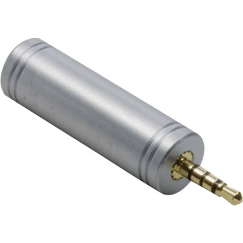 Cinch avdio adapter [1x Cinch vtič 2.5 mm - 1x Cinch vtičnica 3.5 mm] zlata BKL Electronic