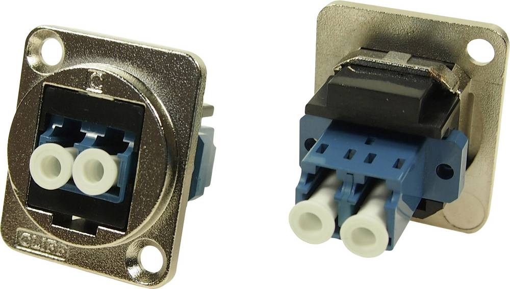 XLR adapter LC Duplex SM adapter, vgradni CP30213M Cliff vsebina: 1 kos