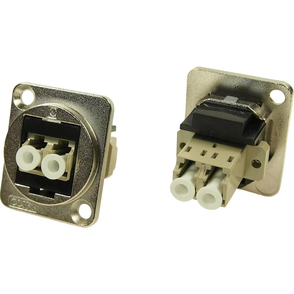 XLR adapter LC Duplex MM adapter, vgradni CP30214M Cliff vsebina: 1 kos