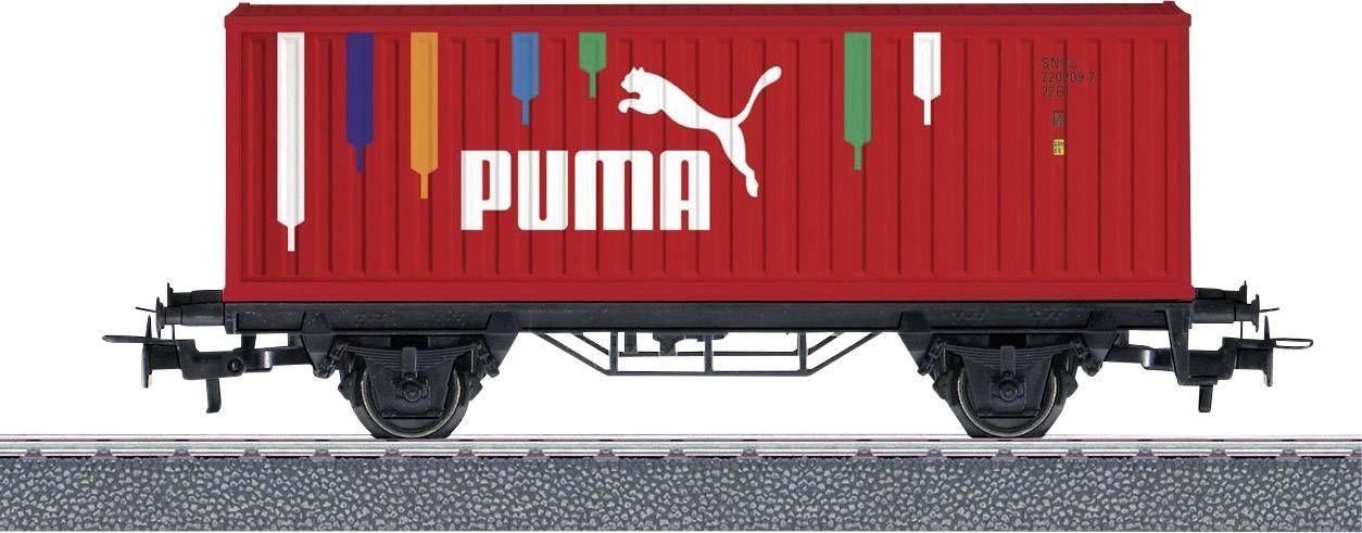 Märklin Start up 44811 H0 Container wagon of PUMA SE