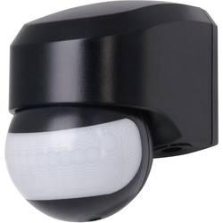 Vægbevægelsessensor Kopp INFRAcontrol 3D 180º AP 180 ° Relæ IP44 Sort