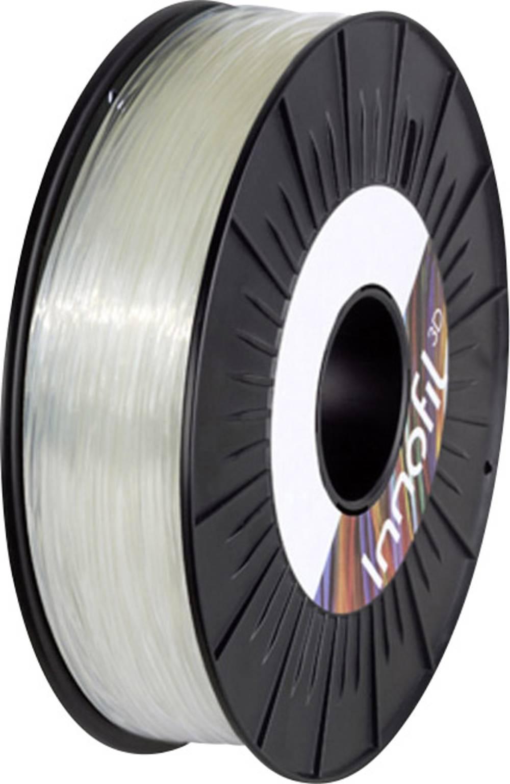 Filament Innofil 3D FL45-2001B050 PLA kompozit, fleksibilen Filament 2.85 mm naravne barve 500 g