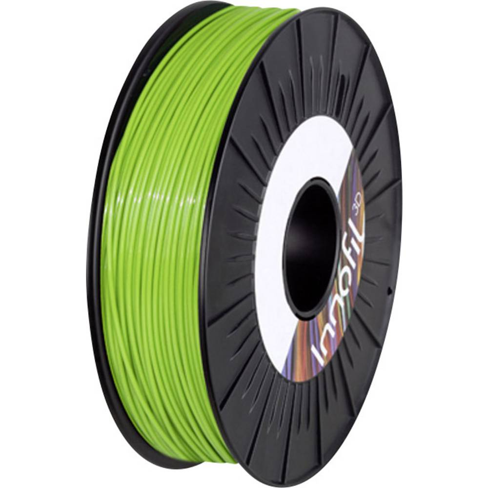 Filament Innofil 3D FL45-2007B050 PLA kompozit, fleksibilen Filament 2.85 mm zelene barve 500 g