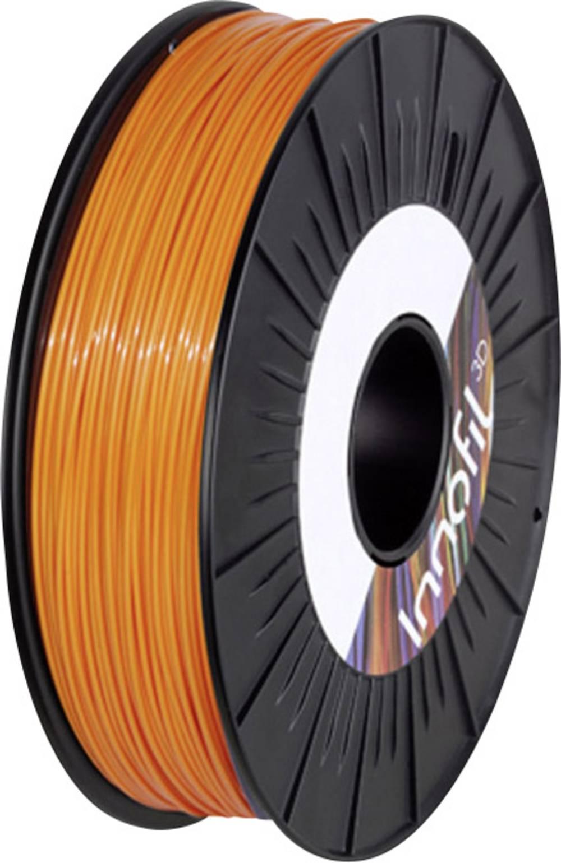 Filament Innofil 3D FL45-2011B050 PLA kompozit, fleksibilen Filament 2.85 mm oranžne barve 500 g