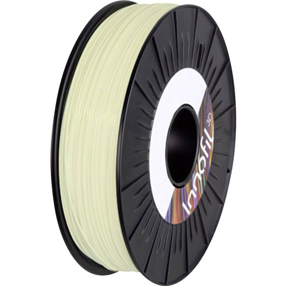 Filament GLOW-0801B050 Innofil 3D InnoGlow naknadno svjetleći 2.85 mm osnovna (prozirna) 500 g