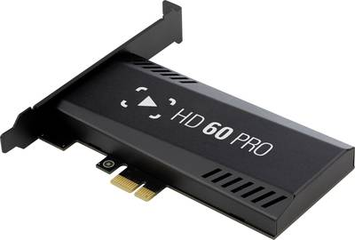 Image of Elgato GAME CAPTURE HD60 PRO Game capture Live streaming, Live commenting, HD recording, Full HD resolution